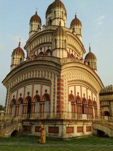 Navarata Style Architecture- Main Kali Temple